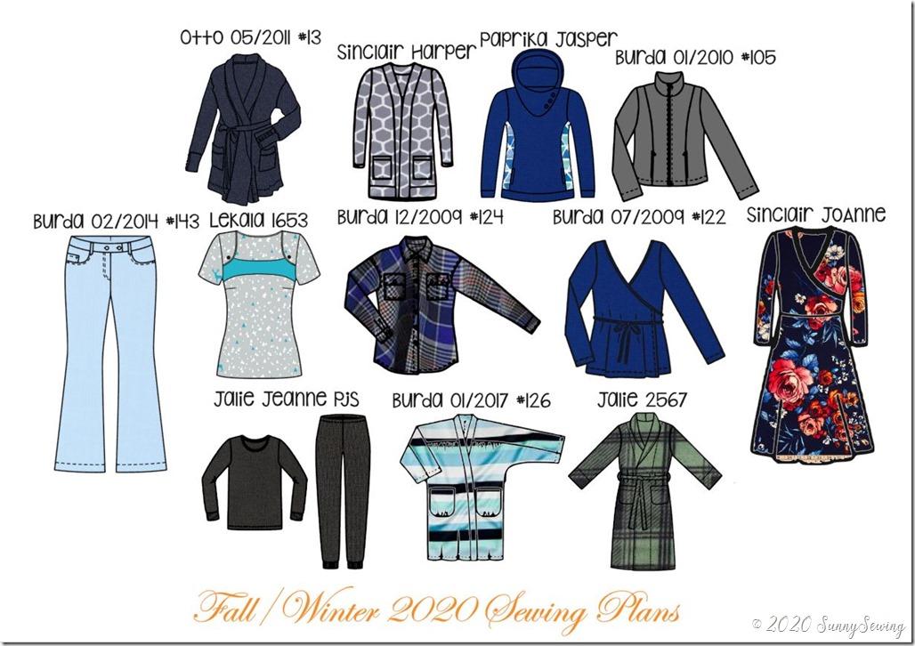 2020 swap fall winter